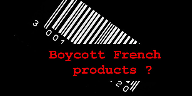 Boycott French products ?