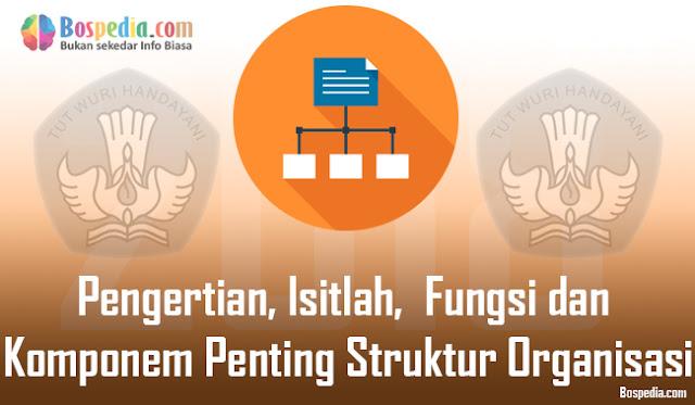 Sebelum membahas mengenai pengertian struktur organisasi Pengertian, Isitlah,  Fungsi dan Komponem Penting Struktur Organisasi