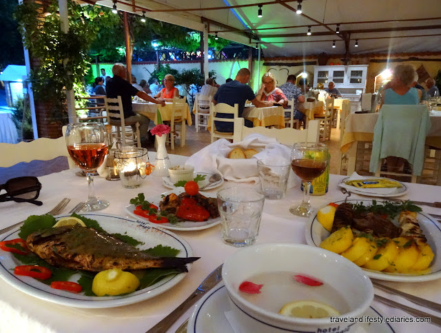 Skiathos Island: Traditional Greek Dinner at Platanias Taverna in Agia Paraskevi