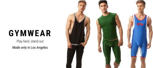 N2N Bodywear ジム、アクティブウエア