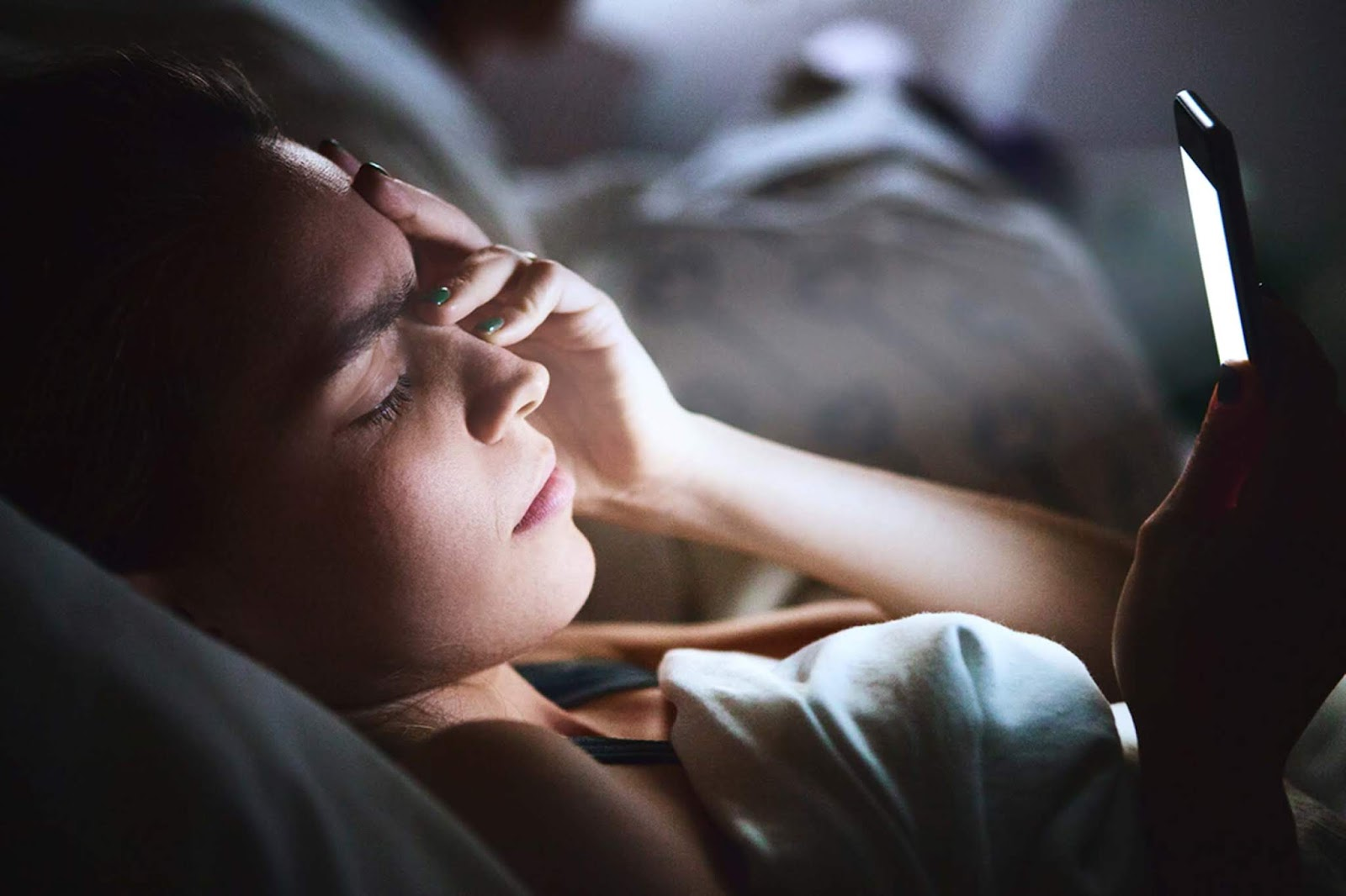 Kebiasaan Yang Membuat Anda Sulit Tertidur