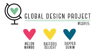 Global Design Project colour challenge order Stampin' Up! craft products from Mitosu Crafts UK Online Shop