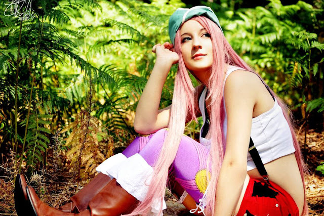 Jewelry Bonney Cosplay