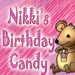 Nikki's Birthday Candy ends Jul 12