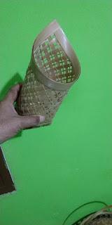 Produk Bahan Bambu