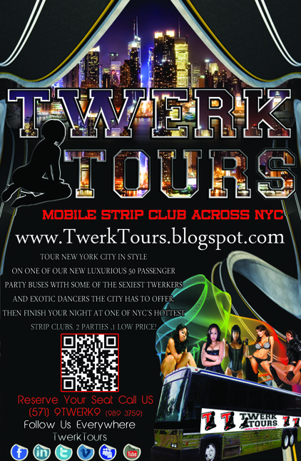 - TWERK TOURS APPAREL AVAILABLE