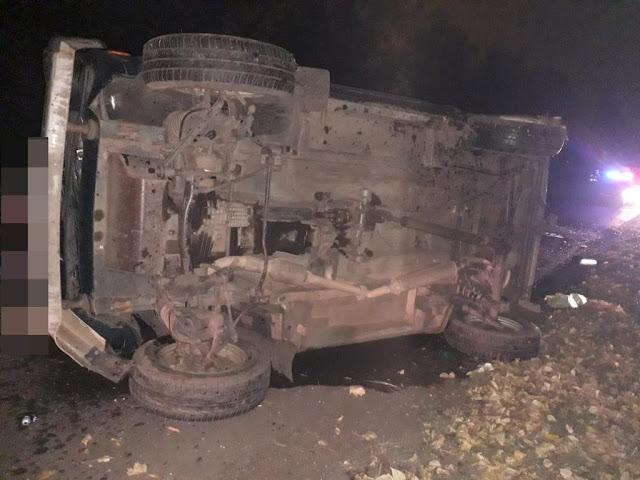 Водитель «Нивы» погиб пытаясь спасти пешехода