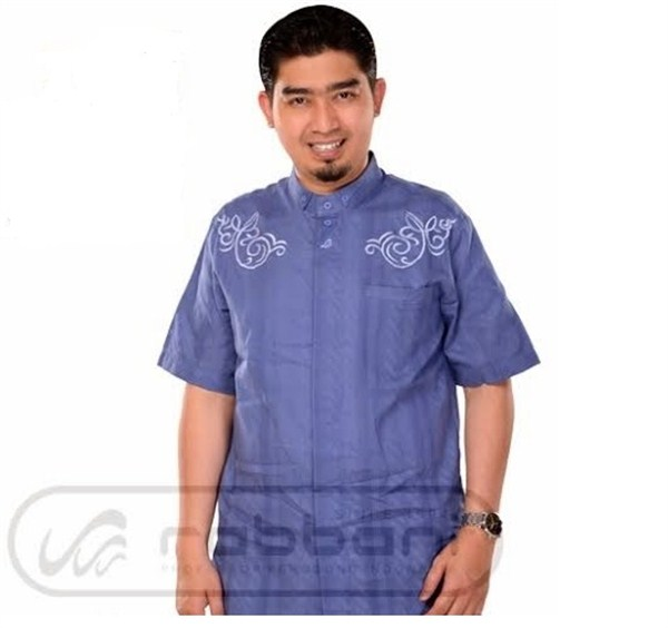 Model baju muslim pria rabbani terbaru untuk lebaran 2017/2018