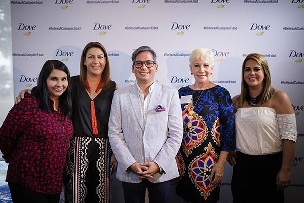 Dove lanza la campaña ¨cómo se sienten las mujeres acerca de la edad¨