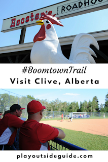 Visit Clive, Alberta on the Boomtown Trail