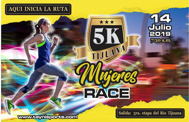 MUJERES RACE 3RA CARRERA