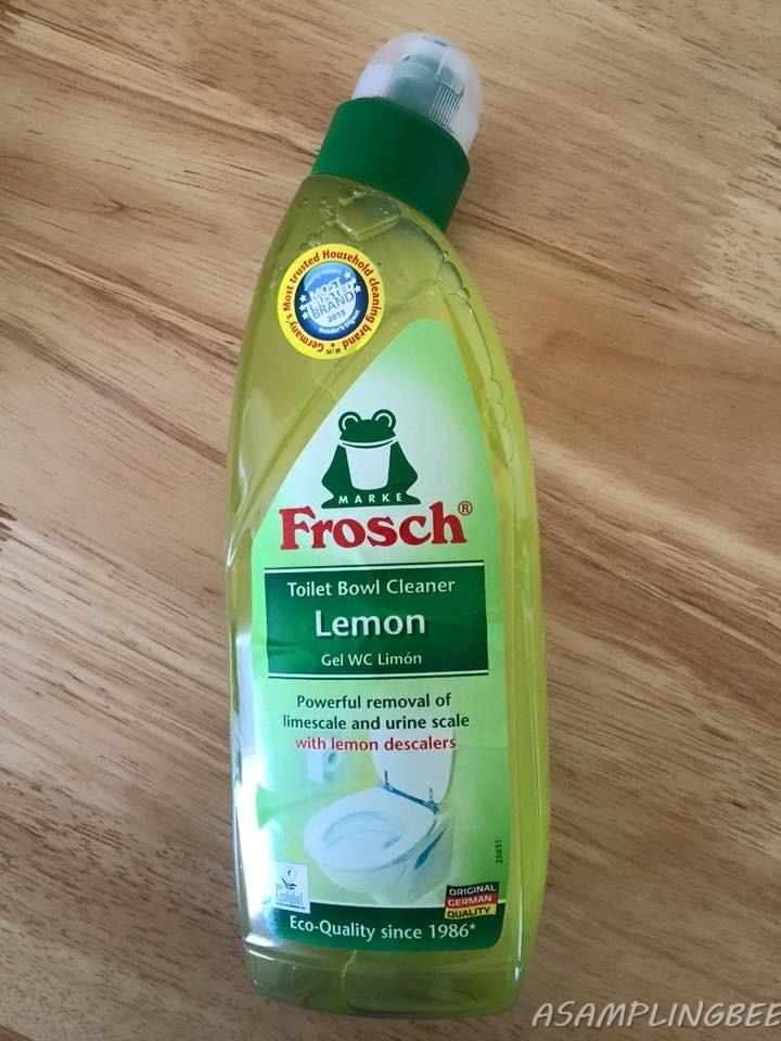 A Sampling Bee Frosch Usa Cleaner Starter Kit Review
