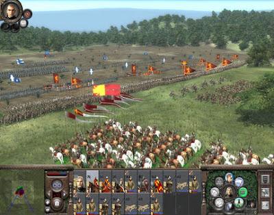 اللعبة الأستراتيجية Total War