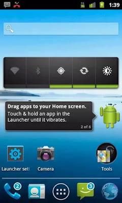 Versi Terbaru Holo Launcher Plus ini mengambil dari OS Jelly Bean Launcher dengan berbaga Holo Launcher Plus HD v3.0.0 Apk Full Terbaru