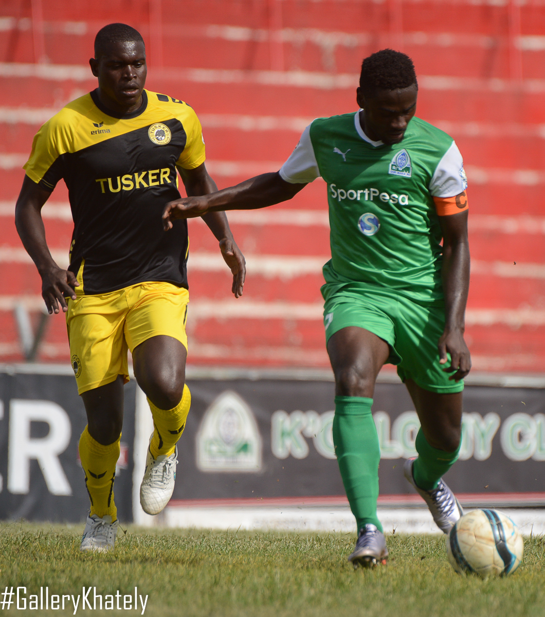 Tusker FC be the bosses of the Sportpesa Premier League 2016
