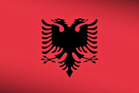 Flamuri Shqiptar, Kuq e Zi
