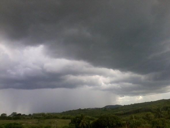 CHUVA: Chove quase 1,9 mil milímetros na Paraíba nesta quarta-feira (6).Salgado de São Félix registra 82,0 mm.