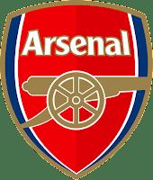 Logo klub sepakbola Arsenal FC