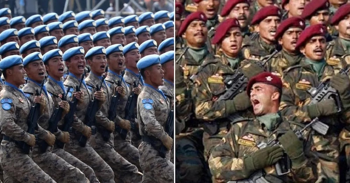 India And China Clash In The Himalayas Sparking Fears Of War Between Asia's Top Nuclear Powers