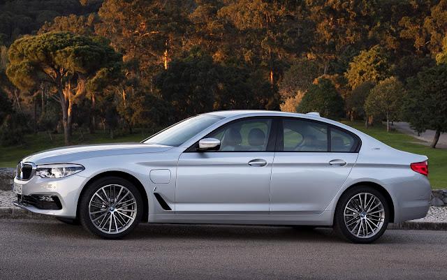 BMW oferece carregador grátis para o 530e M Sport Híbrido