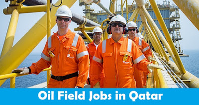 Latest Oil Field Jobs in Qatar