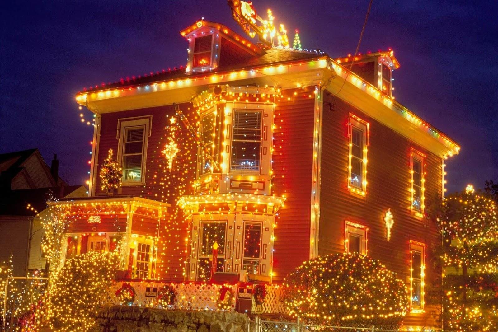 Christmas Lights Images
