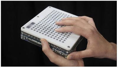 BlindPAD tablet tattile