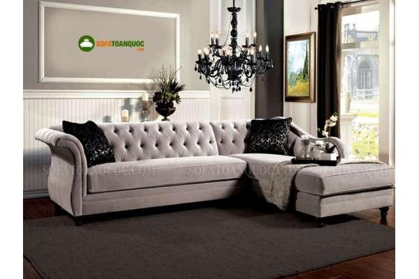 Ưu điểm của sofa vải