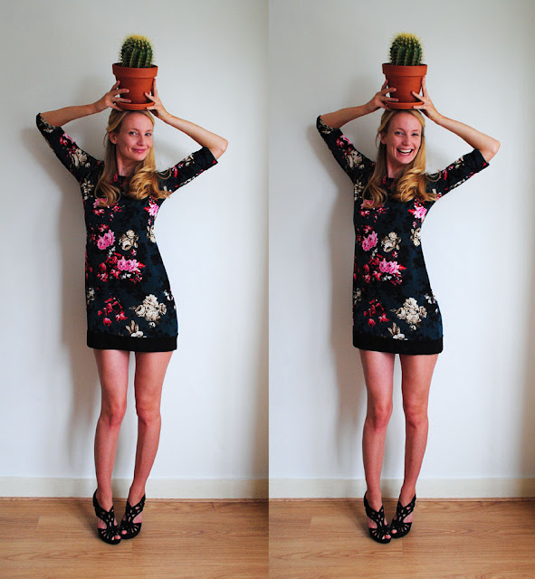 plant selfie cacti