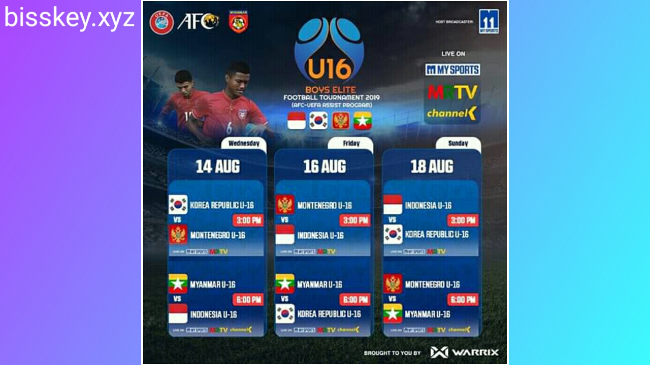 Jadwal Timnas Indonesia U-16 Boy Elite Football Tournament