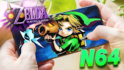 The Legend Of Zelda: Majora's Mask para Android (ROM N64)