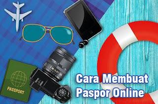 Cara Membuat Paspor Online