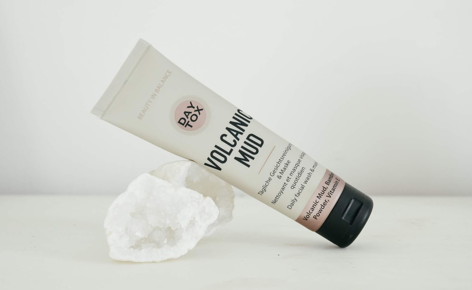 Daytox Volcanic Mud review, UK beauty blog, Hampshire bloggers, Dalry Rose blog