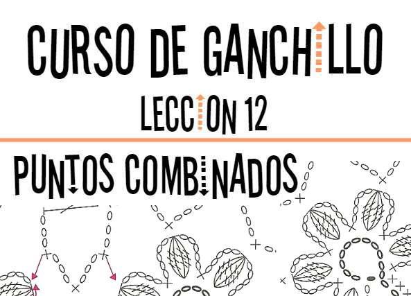 Curso de Ganchillo-Leccion 12