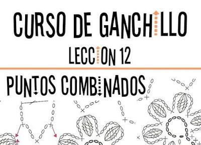 Curso de Ganchillo-Lección 12