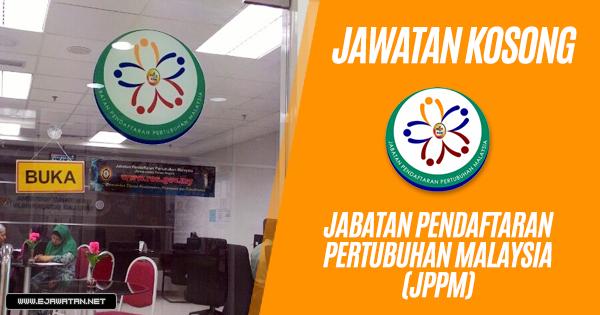 jawatan kosong kerajaan Jabatan Pendaftaran Pertubuhan Malaysia (JJPM) (ROS) 2019