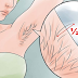 Get rid of underarm hair for a few minutes!