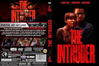 THE INTRUDER - EL INTRUSO - 2019 [COVER DVD]