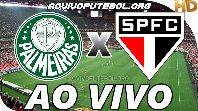 Palmeiras x São Paulo Ao Vivo HD Premiere