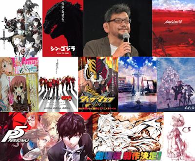 Resumen: anime julio 2016