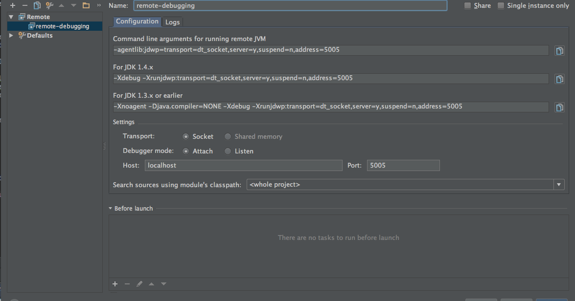 How to Remote debug a Java Program in Eclipse IDE | Java67