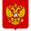 Logo Gambar Lambang Simbol Negara Rusia PNG JPG ukuran 100 px