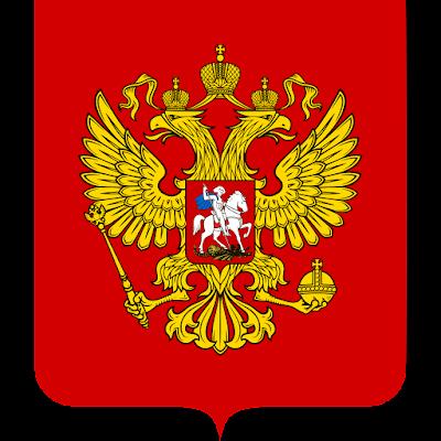 Coat of arms - Flags - Emblem - Logo Gambar Lambang, Simbol, Bendera Negara Rusia