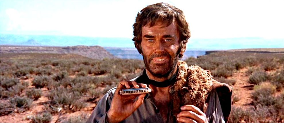 Once Upon A Time In The West Harmonica Parenthetical A...