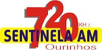 Rádio Sentinela AM 720 de Ourinhos SP