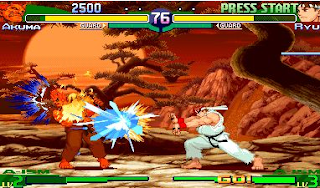 Download Street Fighter Alpha 3 ISO for Android