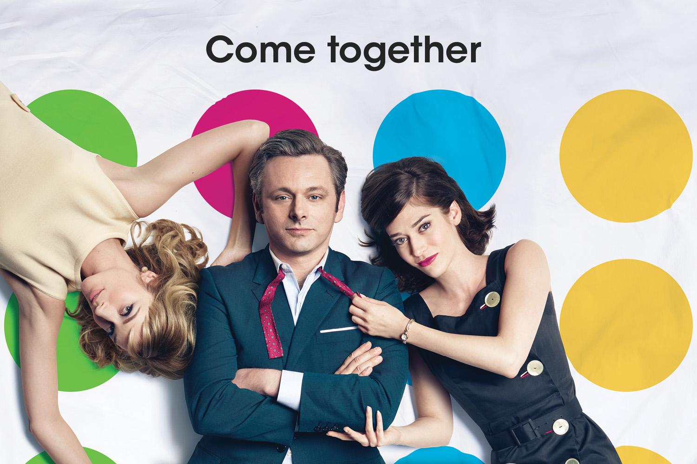 Affiche de la saison 3 de Masters of Sex, diffusé sur OCS en US+24