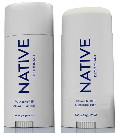 Native deodorant coupon code