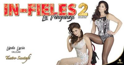 IN FIELES 2 - LA VENGANZA: EL MUSICAL Poster 3