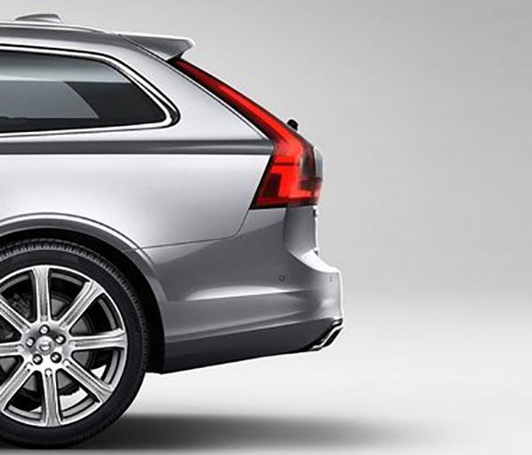 Burlappcar: 2019 Volvo V60 Teaser